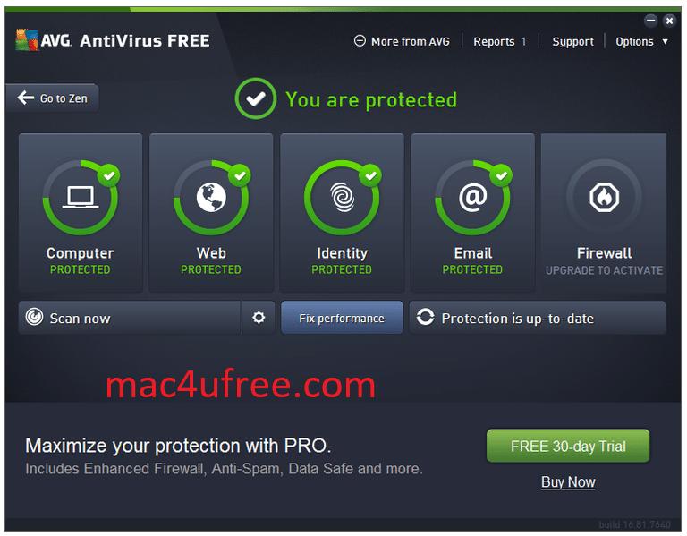 AVG Antivirus Crack 21.8.3202 Serial Key Free Download 2021
