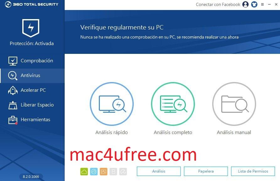 360 Total Security Crack 10.8.0.1382 Serial Key Free Download 2022