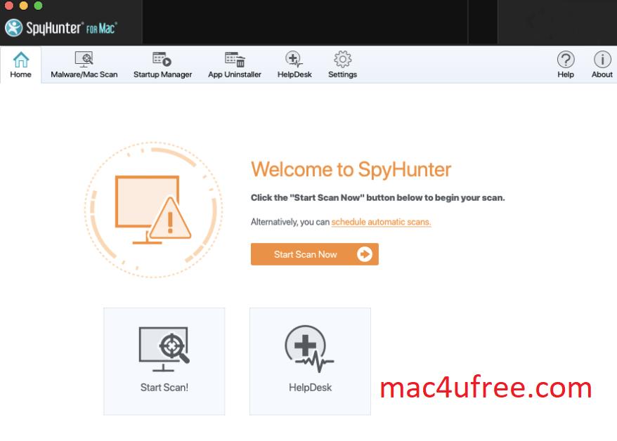SpyHunter Crack 5.10.7.226+Keygen Full Torrent (For Mac)Download 2021