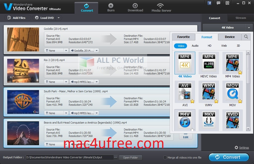 Wondershare Video Converter Crack 13.1.0.72 Keygen Download 2022