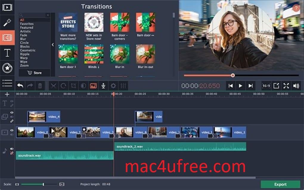 Movavi Video Editor Crack 21.2.1 +Activation Key Download  2021