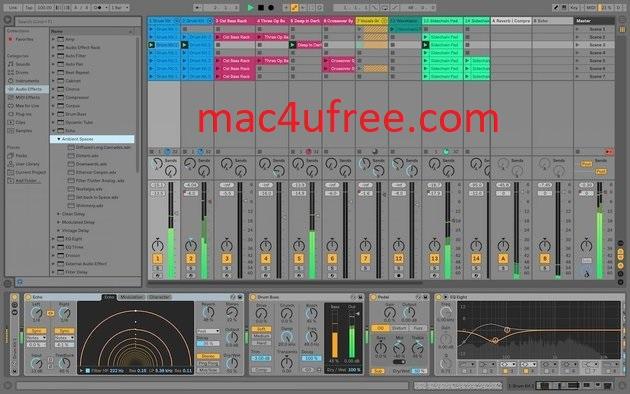 Ableton Live Crack 11.0.2 Keygen Latest Version Download 2021 (Mac/Win)