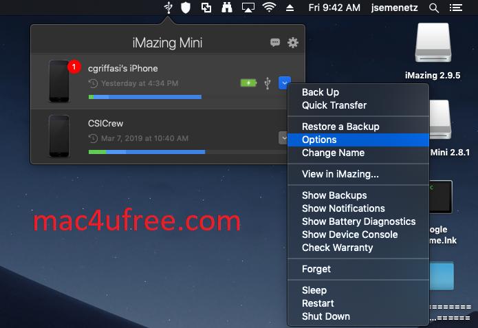 iMazing Crack 2.13.7 License Key Latest Version Free Download 2021