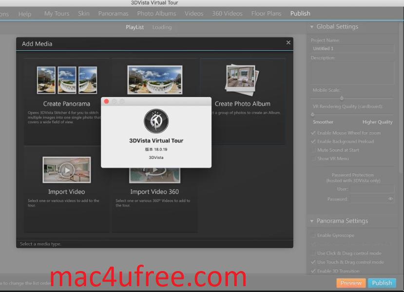 3DVista Virtual Tour Crack 2022 Serial Key Free Download